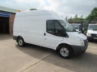 2010 Ford Transit 350 115 Workshop Fitters Utility Van 240v 110v Power Storage
