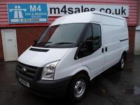 Ford Transit 350 MWB M/R VAN 140PS 4x4 with A/C