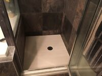 Laminate and tile installations