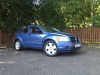 Dodge Caliber Se Years Mot Low Miles ! focus corsa astra golf zafira passat estate
