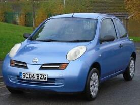 NISSAN MICRA 1.2 16v S, 3 OWNERS,FULL 12 MONTHS MOT,LOW TAX AND INSURANCE