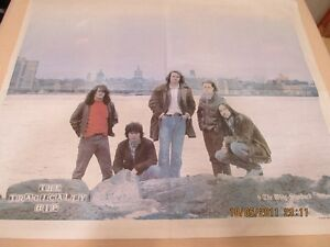 THE TRAGICALLY HIP – Newspaper insert from 1991. Kingston Kingston Area image 2