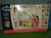 Imaginarium Deluxe Play Around Dolls House