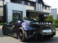 2020 McLaren 600LT 3.8T V8 SSG (s/s) 2dr Coupe Petrol Automatic