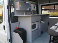 2011/ 60 Ford Transit 115ps T350L [ Mess / Welfare Unit+Toliet ] Hi/Roof van RWD