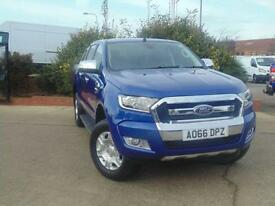 2016 Ford Ranger Pick Up Double Cab Limited 2 2.2 TDCi 4 door Pick Up