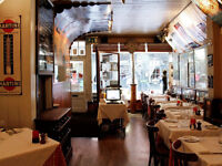 Long Standing French Restaurant in heart of Covent Garden looking for Waiting staff