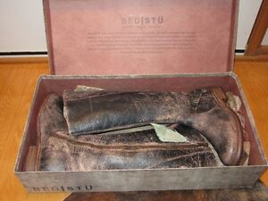 Women's Bed Stu Boots