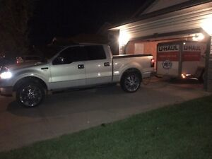 Reduced! 2006 F150 lariat 5.4L V8 loaded with extras! Kitchener / Waterloo Kitchener Area image 6