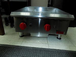 "Grill 24"" Propane Omcan New $ 1,295.00 Call 727-5344 St. John's Newfoundland image 2"