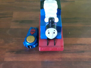 Thomas the Train Turbo flip with remote
