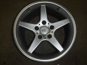 Set of 4 'Mille Miglia' 16 inch wheels, 5x114mm