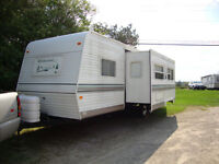 29 BHSS Forest River bought new in 2003