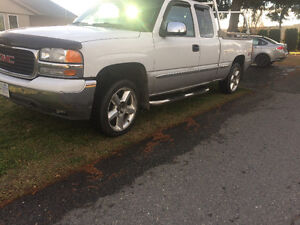 Chevy truck rims and Blizzak tires 250
