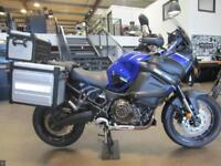 2017 YAMAHA XT1200Z SUPER TENERE BLUE 3646 MILES FULL LUGGAGE