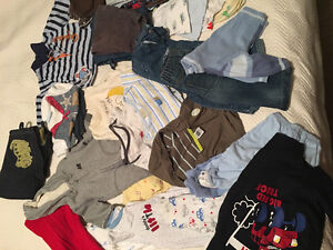 Baby boy clothing 0-12 mth and baby shoes