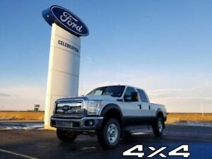 2011 Ford F-250 Super Duty XLT  SK Tax Paid, One Owner!