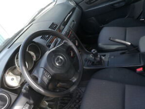 2009 Mazda 3 with low km