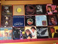 Records vinyls 45,s