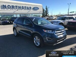 2017 Ford Edge SEL  - Bluetooth -  Heated Seats - $246.29 B/W