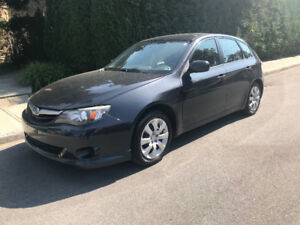 2010 Subaru Impreza HATCHBACK - AWD
