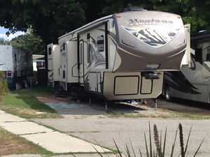 Year Round RV Pad Rental
