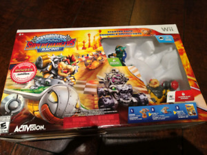 Skylanders Superchargers pack for Wii