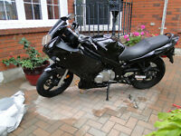FOR SALE: 2008 Suzuki GS500E - **Sport Touring Motorcycle**