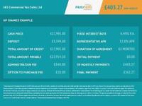 2014 64 MERCEDES-BENZ SPRINTER 2.1 316 CDI EX LWB 163 BHP LWB ALLOY DOUBLE DROP