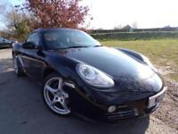 2009 Porsche Cayman 2.9 2dr PDK 19in Carrera Classic Alloys! 2 door Coupe