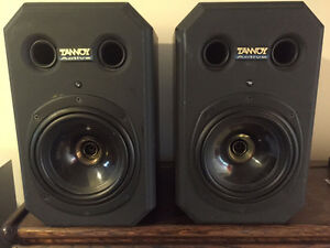 "Tannoy System 600a Active 6.5"" Dual Concentric Studio Monitors"