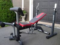 MARCY - MWB-848 MID SIZE BENCH
