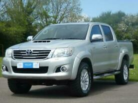 2013 Toyota Hilux 3.0 D-4D Invincible Crewcab Pickup 4dr Pickup Diesel Manual