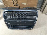 Audi A3 2007 front grille (genuine part)