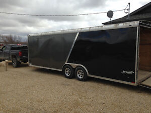 2014 stealth 26ft trailer