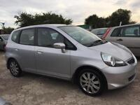 HONDA JAZZ 2006 1.4 DSI CVT-7 SE PETROL - AUTOMATIC - LOW MILEAGE - 1 PRV OWNER