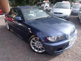 2005 BMW 3 Series 330 Ci Sport 2dr Auto 2 door Convertible