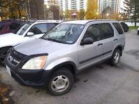 2003 Honda CR-V SUV, Great winter AWD Crossover