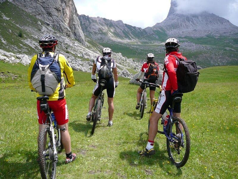 Mit dem Mountainbike in den Urlaub: Die schönsten Fahrrad-Touren im Süden