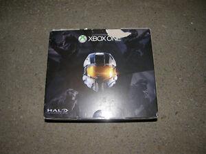 Boite Vide Xbox ONE édition Halo - 10$ ou échange