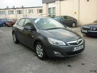 2010 Vauxhall Astra 1.6i 16v VVT ( 115ps ) Exclusiv Finance Available