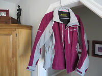 Ladies Klim Alpine Parka Jacket Size L Snowmobile Jacket