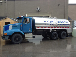 Bulk water delivery London Ontario image 1