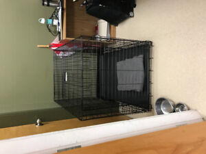 Dog Crate New