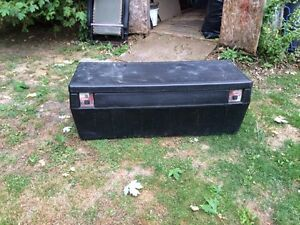 Used truck tool box.. $40