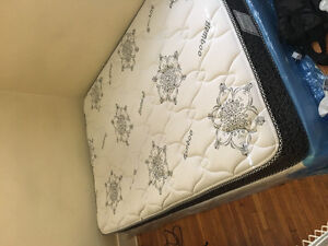 Almost New Mattress and Box