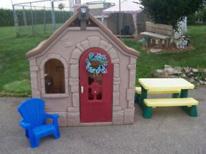 Extra Large Naturally Playful Storybook Cottage & much more...