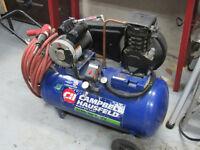 Air compressor,  Campbell Hausfeld