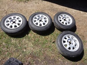 13 inch nissan mags and tires