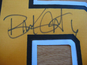NHL BOSTON BRUINS PRO JERSEY SIGHNED AUTHENTIC NUMBERS Cambridge Kitchener Area image 5
